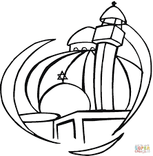 buildings coloring pages free coloring pages