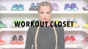 Organize My Closet by Khlo C D How I Organize My Workout Closet Youtube