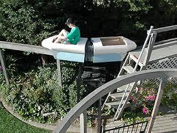 backyard theme park the niles monorail theme park review