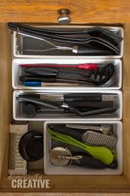 how to organize kitchen utensil drawer simple kitchen utensil drawer organization domestically