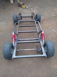 homemade truck go kart totrod tot rod chassis gokart go kart buggy petrol car