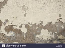 exterior wall background with peeling paint stock photo royalty