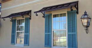Copper Awnings For Homes Interior Astounding Front Porch Decoration Using Blue Ventura