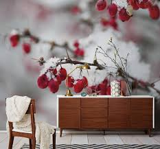 winter wall murals bring the magic of the season indoors collect this idea wall murals 2