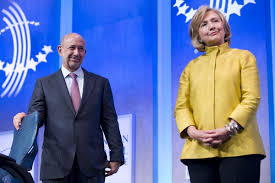 what hillary clinton told wall street bankers in private