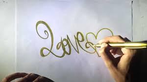 imagenes para dibujar letras graffitis como dibujar un graffiti de amor youtube