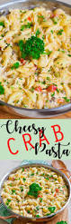 Pasta Recipes by Cheesy Crab Pasta Tatyanas Everyday Food