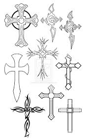 crosses tattoos designs cool cross tattoo ideas all about tattoo