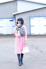 the perfect pink coat