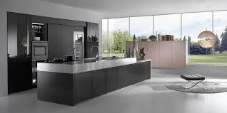 modeles cuisines contemporaines impressionnant modeles de cuisine avec ilot central et modele