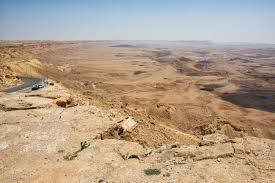 Negev Desert Map Off The Beaten Path In Israel The Negev Desert Earth Trekkers