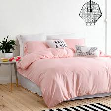 ufo home 300 thread count 100 cotton sateen light pink solid