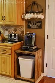 such a cute coffee station love it ann pinterest coffee