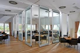 Glass Wall Doors by Glass Partitions Acousti Clear Trw Family