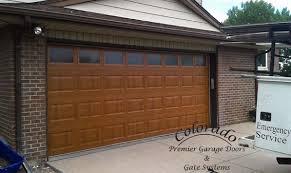 Garage Door Curb Appeal - garage door curb appeal denver garage door repair automatic