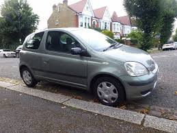 toyota yaris 1 3 2004 manual 79 900 miles with exceptional history