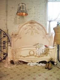 Shabby Chic Beds by Wow What An Amazing Headboard For Your Romantic Boudoir Features