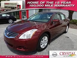 altima nissan 2012 2012 red alert nissan altima 2 5 s 63978352 gtcarlot com car