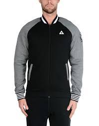 le coq sportif er black men coats and jackets le coq sportif