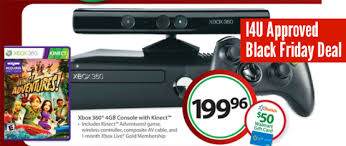 best xbox one video game deals black friday black friday xbox 360 4gb console with kinect is the best black