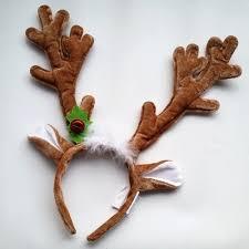deer headband christmas reindeer antler headband just imagine costumes