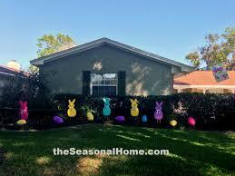 halloween peeps candy halloween candy corn ghost tutorial the seasonal home