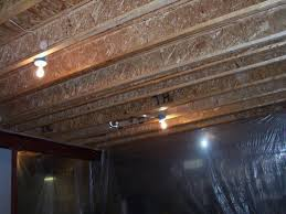 Basement Ceiling Design Unusual Basement Ceiling Ideas Brendaselner Basement Ideas