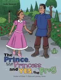 prince princess frog