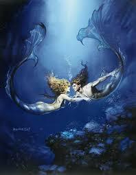 60 mermaids mermen images mermaid art