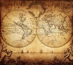 18th century world map wallpaper wall mural wallsauce 18th century world map wall mural photo wallpaper