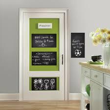 peel and stick chalkboard amazoncom wallies wall decals