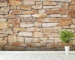 natural stone wallpaper wall mural wallsauce