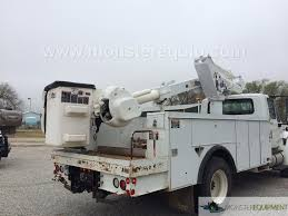 2009 international 4300 altec at41m bucket truck m052361