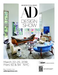 the 17th annual architectural digest design show ad360