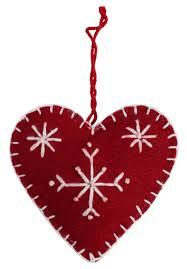 no sew fabric christmas ornaments hgtv christmas ideas