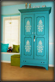 Girls Bedroom Armoire 90 Best Armoire Images On Pinterest Painted Furniture Furniture