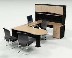 Computer Desk Modern Design by Digital Imagery On Office Table Furniture Design 118 Office Table