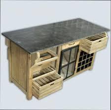 meuble cuisine bois recyclé cuisine où trouver des meubles indépendants en bois brut le for