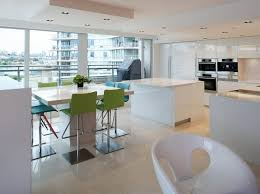 Contemporary Kitchen Lighting Wonderful Led Recessed Kitchen Lights Mounted On Smooth Textured