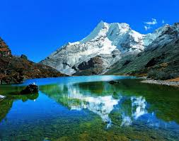 aliexpress com buy natural scenery of lakes snowy mountain