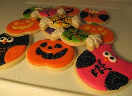 halloween cookies to order the adventures of 2 amis baking halloween cookies