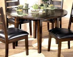 round kitchen table with leaf kitchen table with leaf dining table leaf stored kitchen table leaf