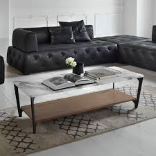 Uk Coffee Tables Soho Marble Walnut Italian Coffee Table