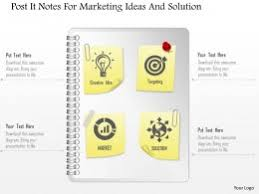 post it notes powerpoint templates sticky notes presentation