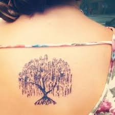 weeping willow tree tattoos search tattoos 3