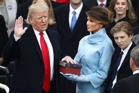 Presidents Of The United States Presidential Inauguration Donald Trump Is Sworn In As 45th President