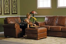 Brown Leather Recliner Sofa Set Leather Furniture Reviews And Best Leather Furniture