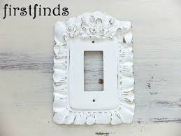 Shabby Chic Light Switch Covers by Gfi Light Switch Plate Outlet Cover Shabby Chic Off By Firstfinds