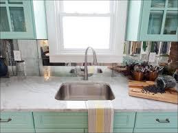 kitchen kitchen cabinet handles white cabinets black appliances