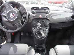 Fiat 500 Interior Review 2012 Fiat 500 The Daily Derbi